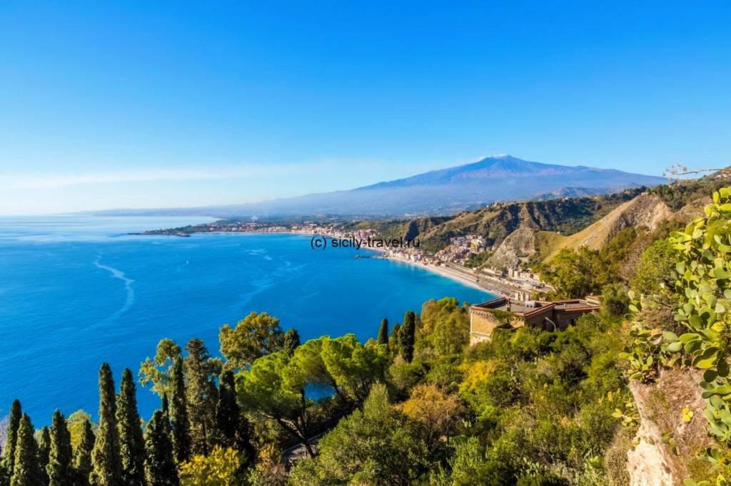 Сицилия - это природа