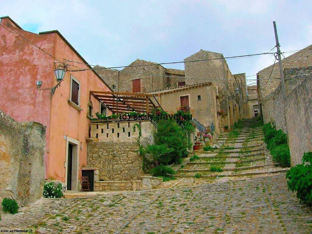 Сицилия - это архитектура