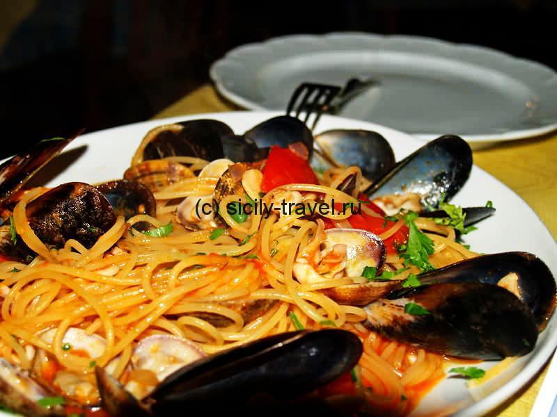 Кухня Сицилии