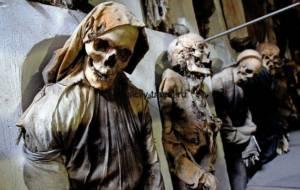 Музей мертвых в Палермо