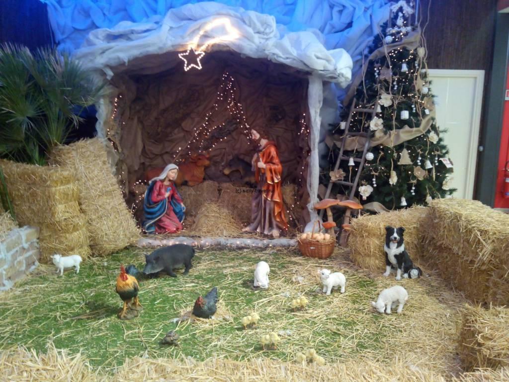 Вертеп. Рождество в Италии