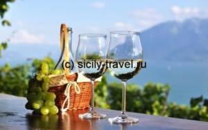 """Сицилийские винодельни на экскурсии """"Вина Сицилии"""""""