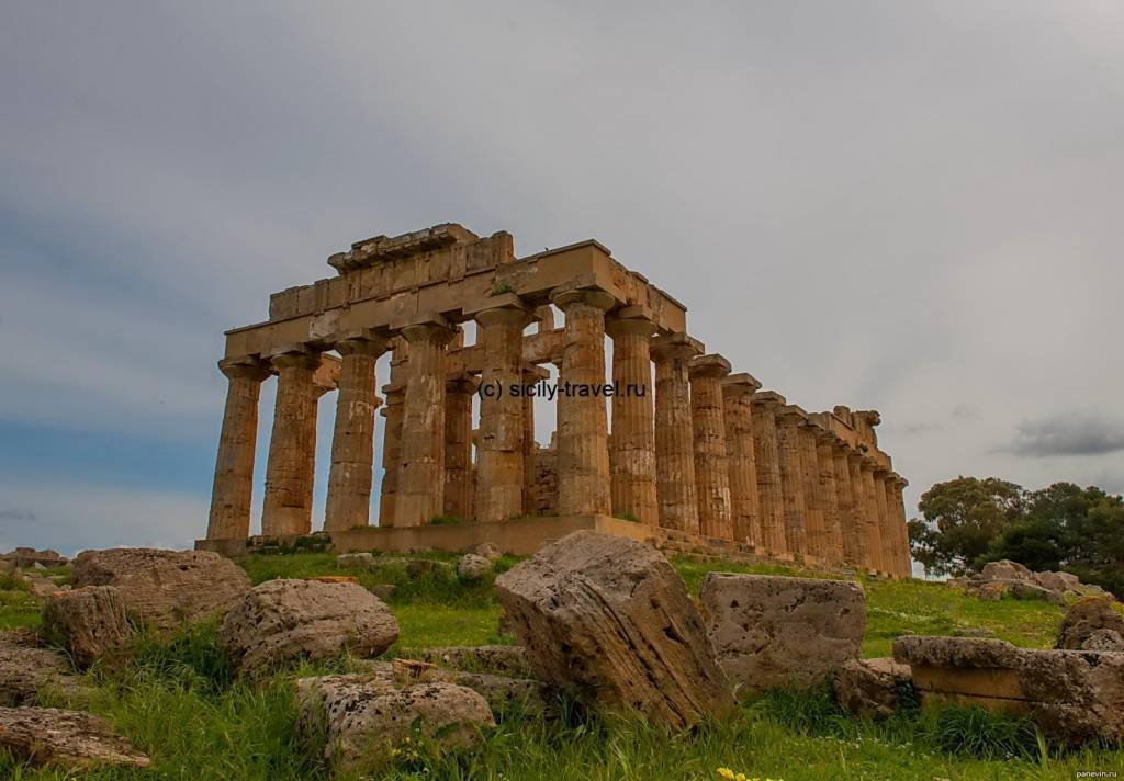 Храм Геры в Селинунте