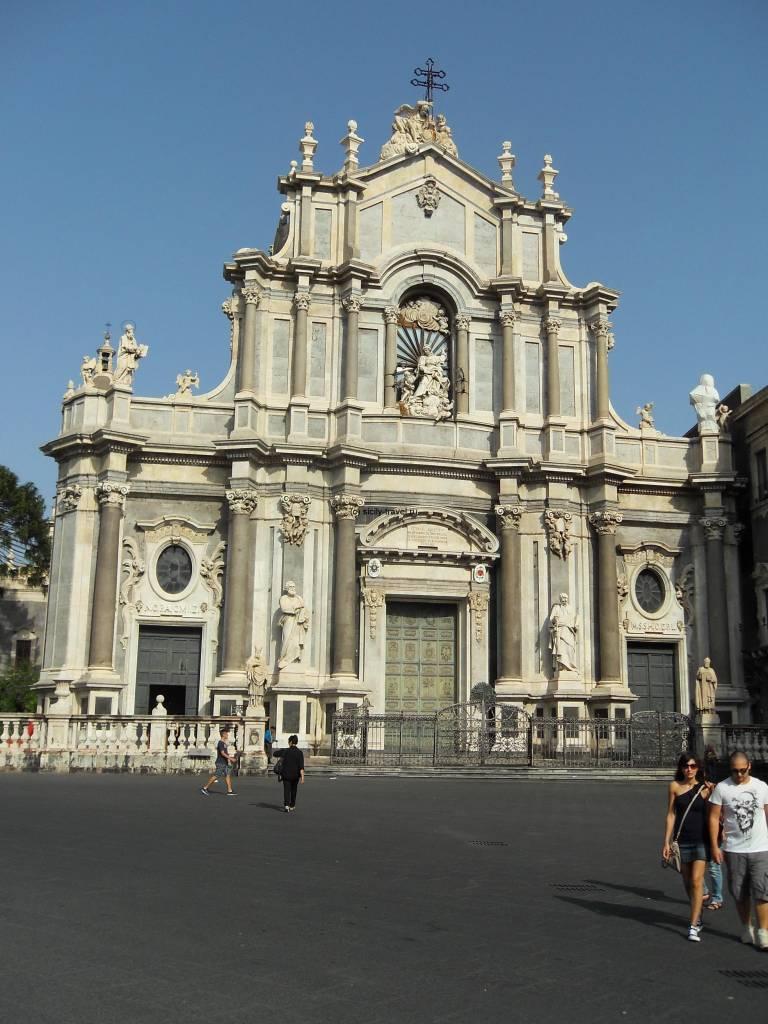 Собор святой Агаты в Катании