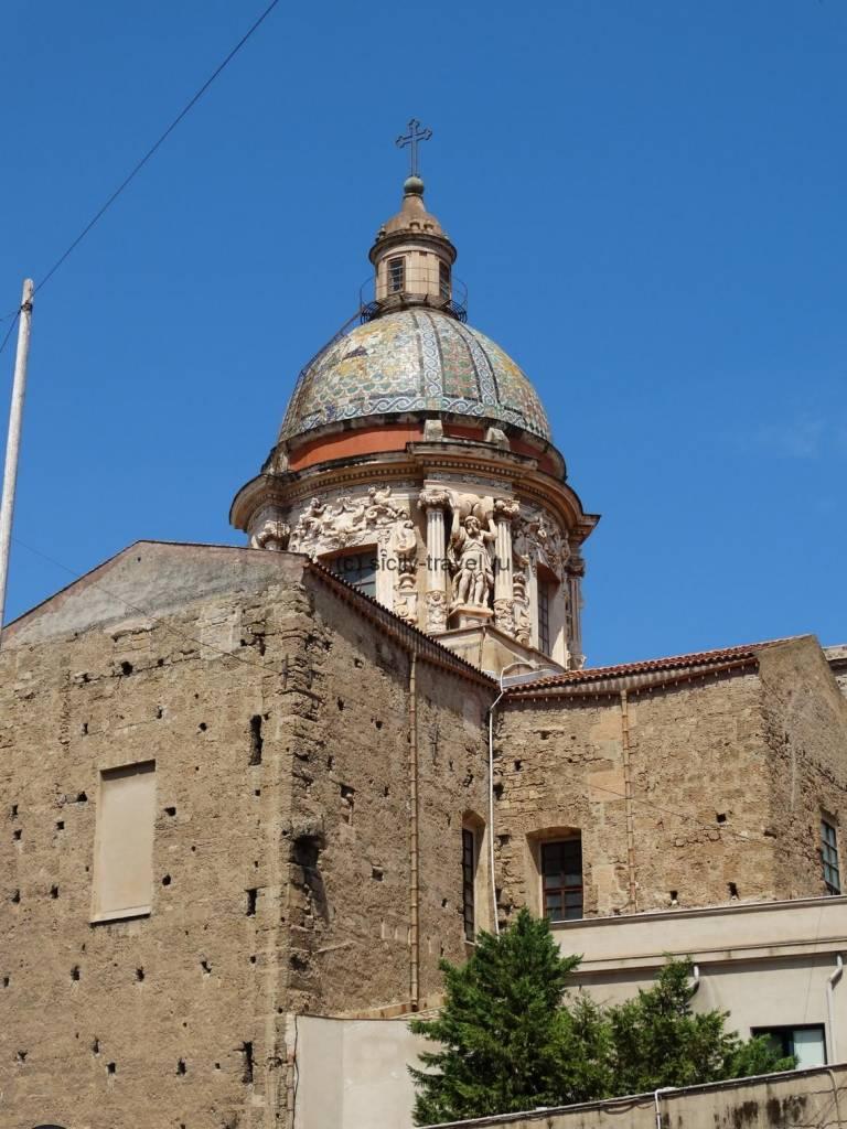 История Палермо
