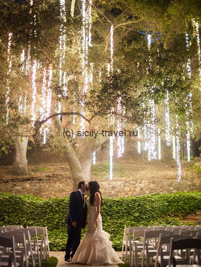 Фотосессия сицилийская свадьба