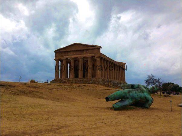 Долина Храмов Агридженто отели
