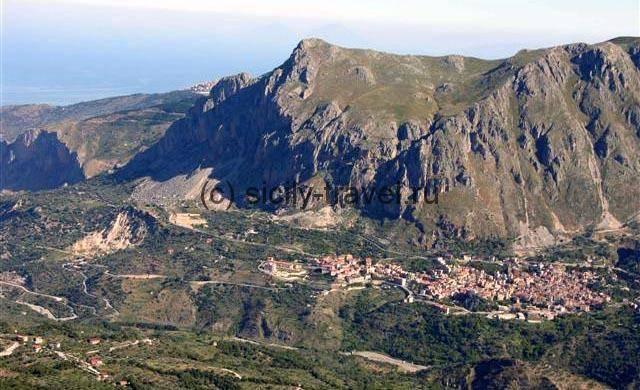 Горы Сицилии