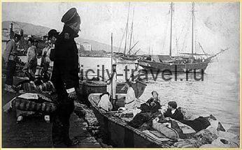 Русские Моряки на Сицилии