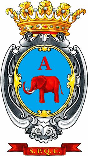 Герб Катании