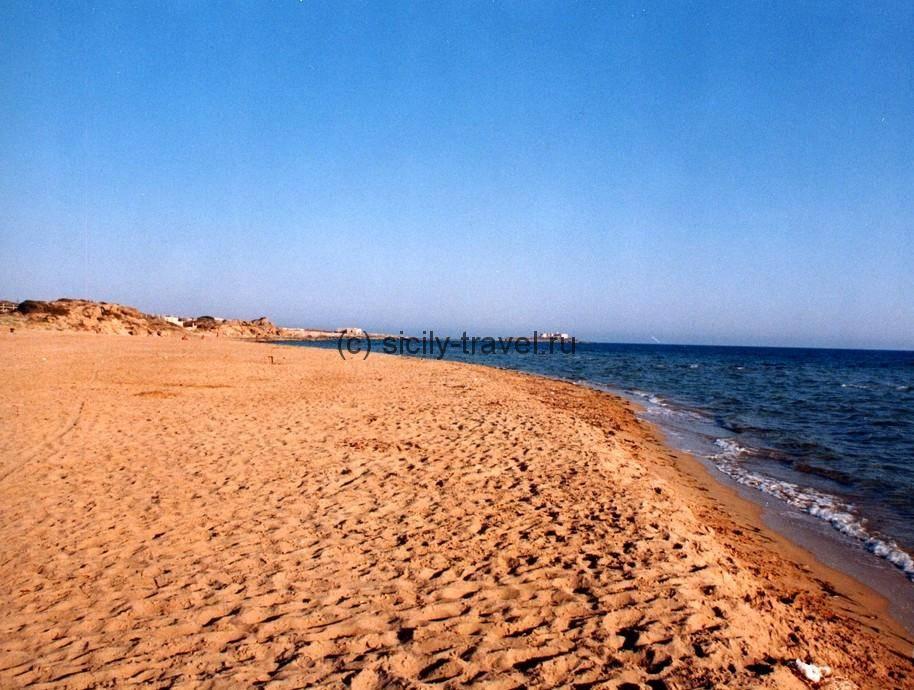 Пляж Марцамеми