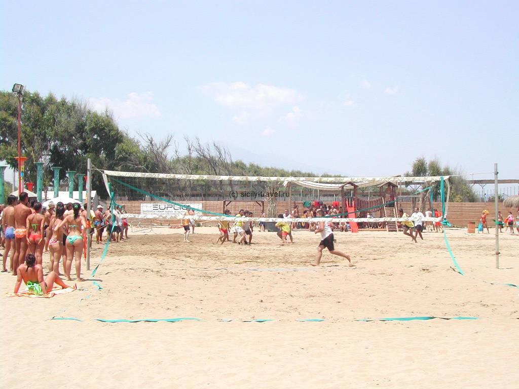 Пляжи Катании - Ла Плайя