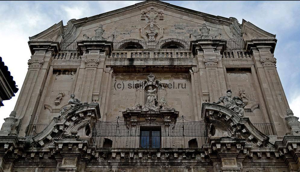 Церковь Сан Бенедетто Катания