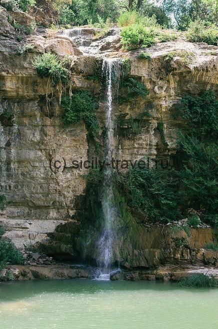 Водопад Сан Леонардо