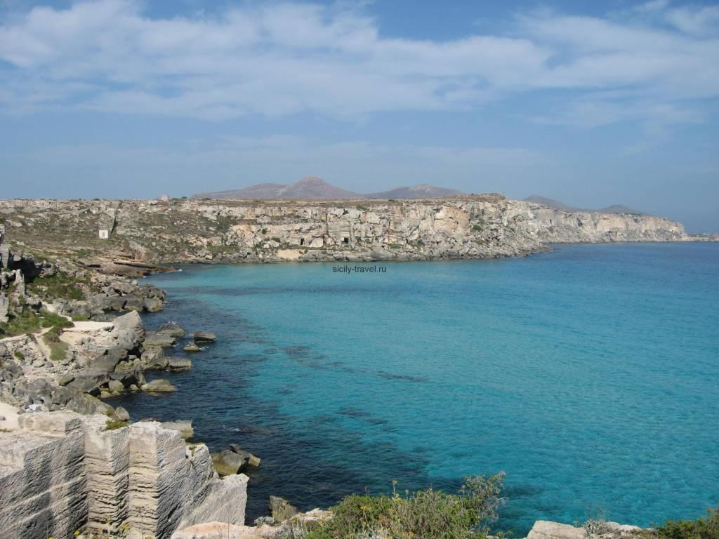 Достопримечательности Сицилии - Эгадские острова