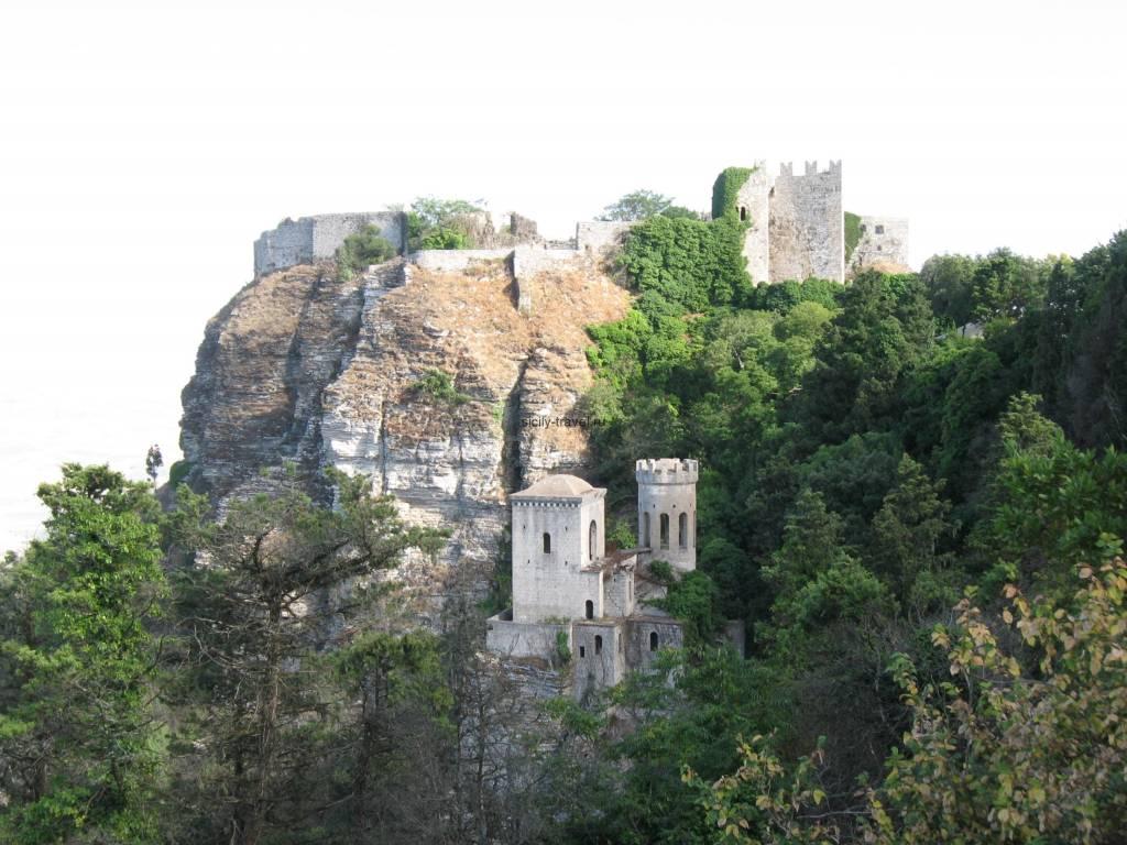 Достопримечательности Сицилии - Эриче