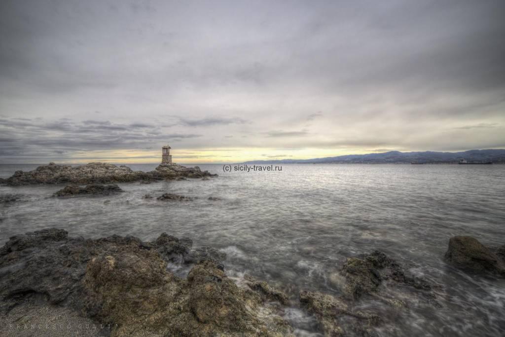 Милаццо Пляж