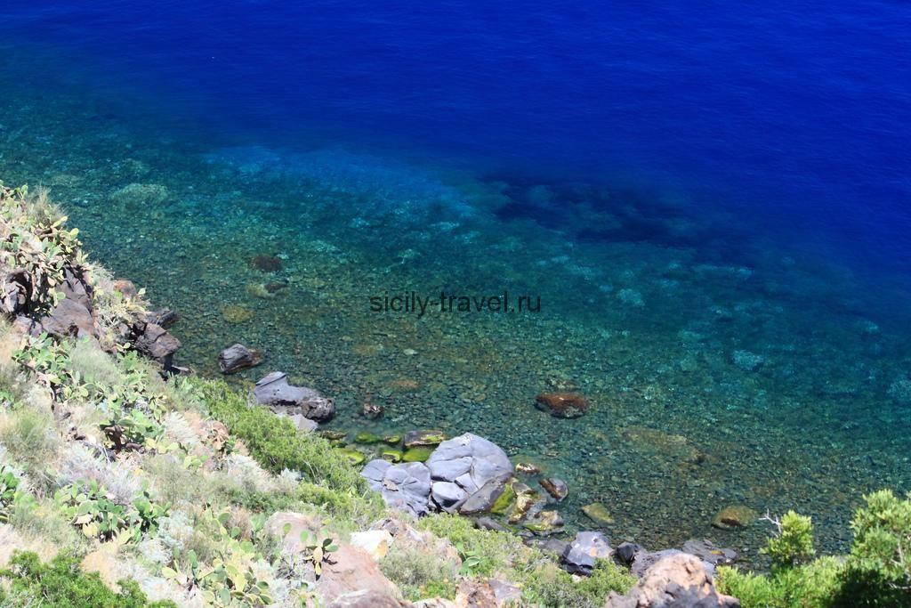 Аликуди. Эолийские острова