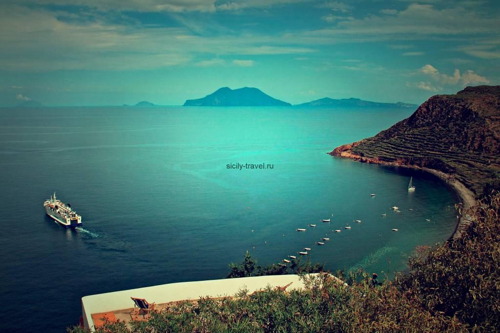 Филикуди. Эолийские острова