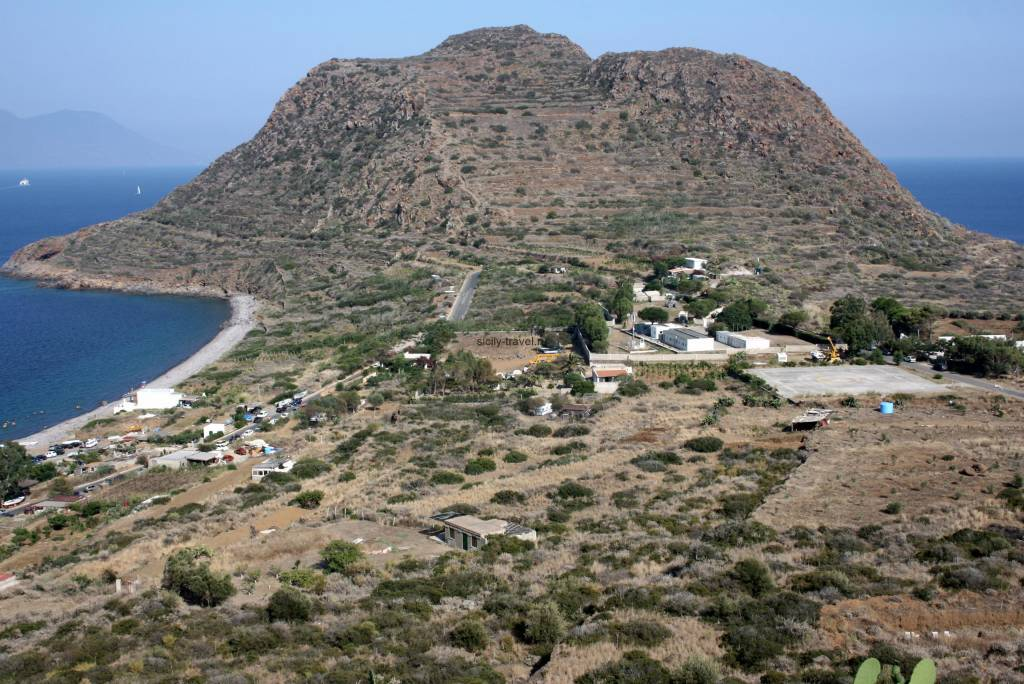 Капо Грациано. Липарские острова