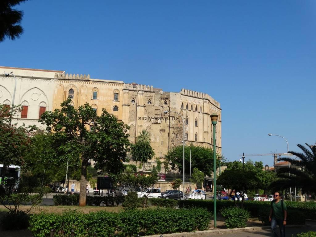 Норманнский дворец