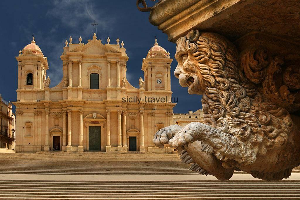 Барокко в Ното Сицилия
