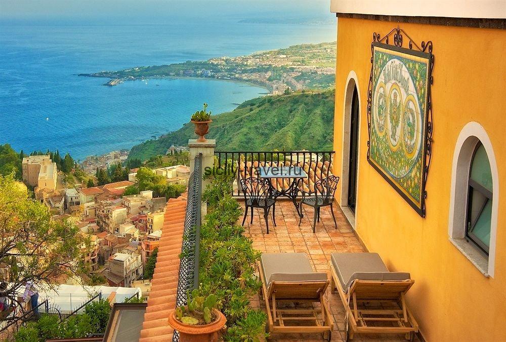 ВИП отдых на Сицилии Таормина