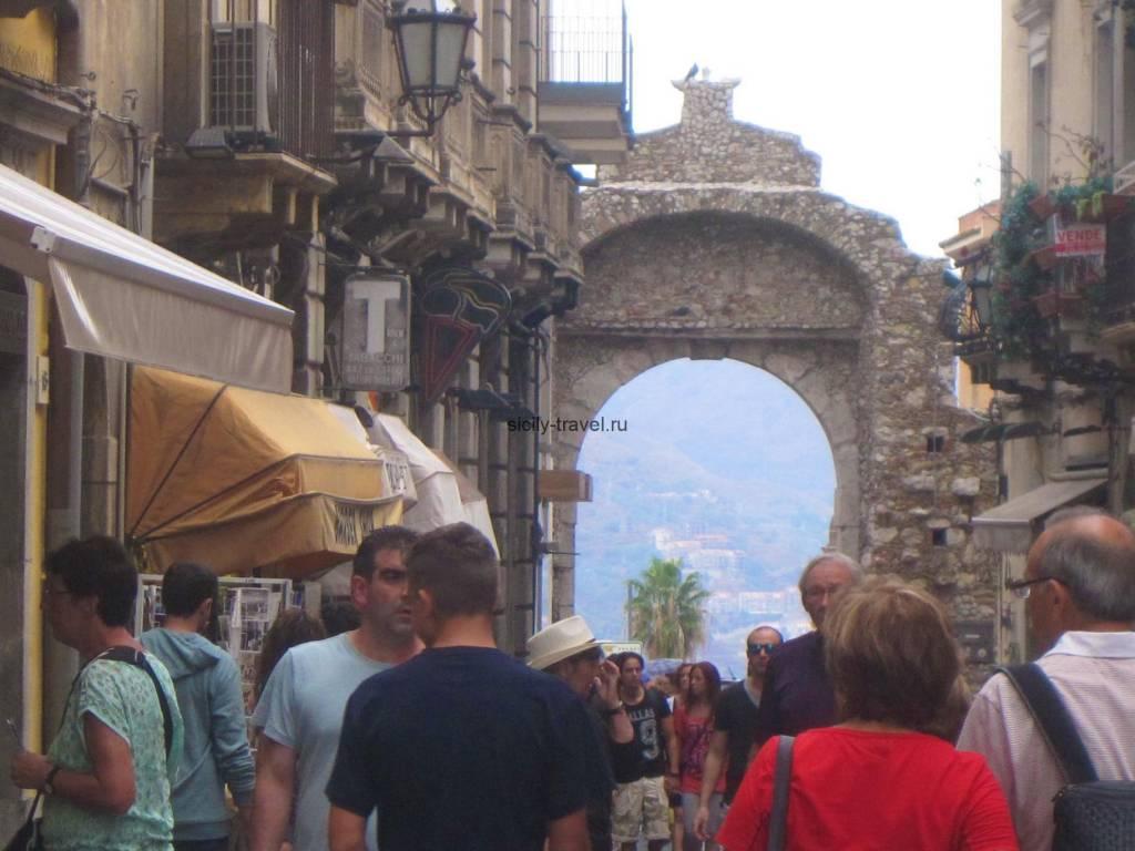 Порта Мессина Таормина