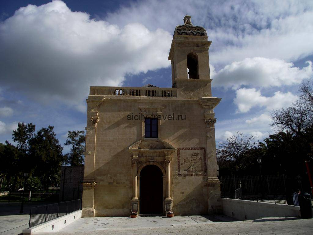 Церковь Сан Винченцо Рагуза