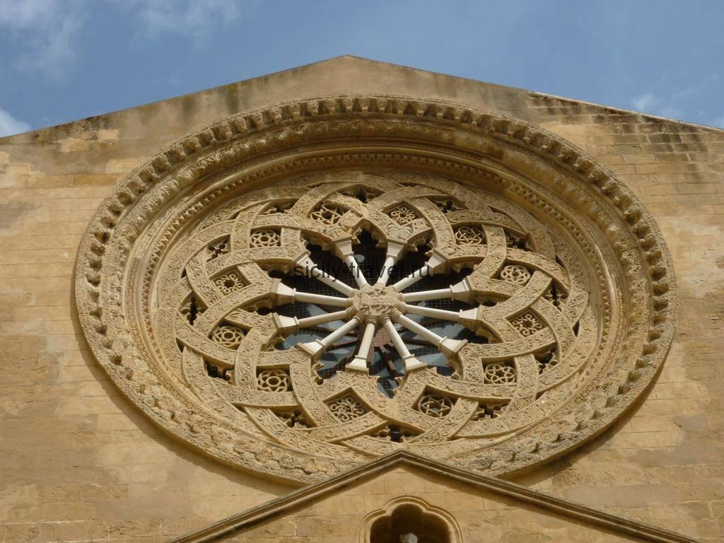 Церковь Святого Августина Трапани Сицилия