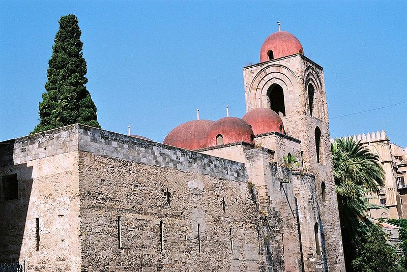 Византийский храм в Палермо