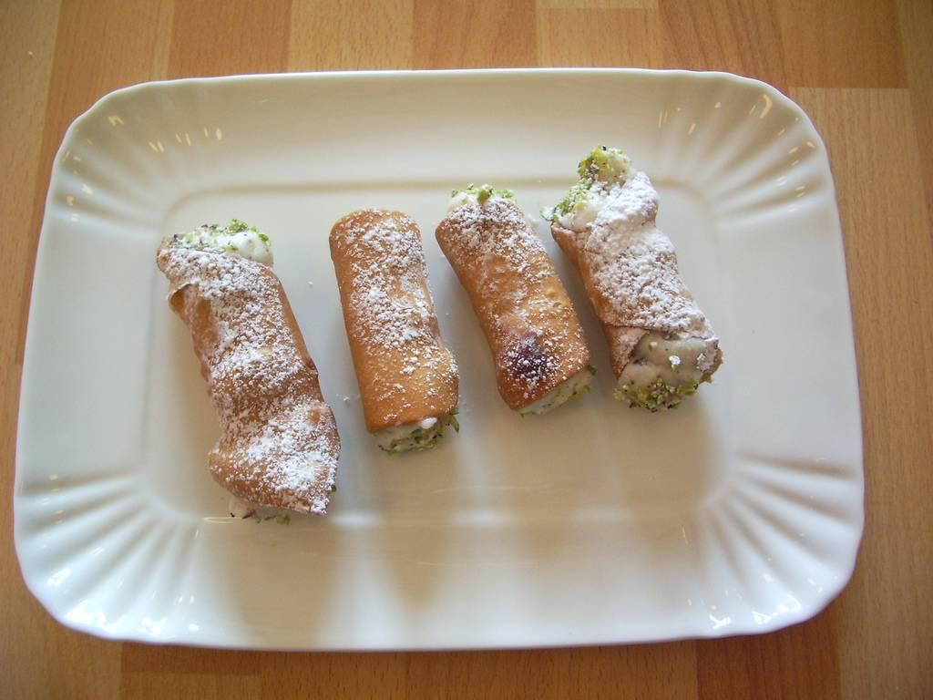 Десерты сицилийской кухни