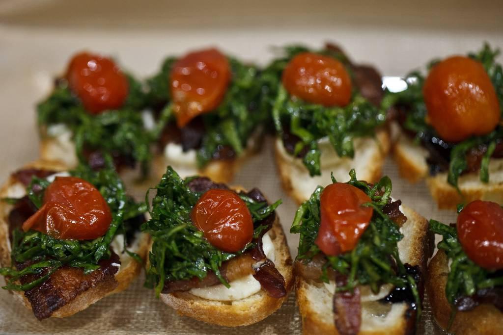 Кухня Сицилии - Брускетта