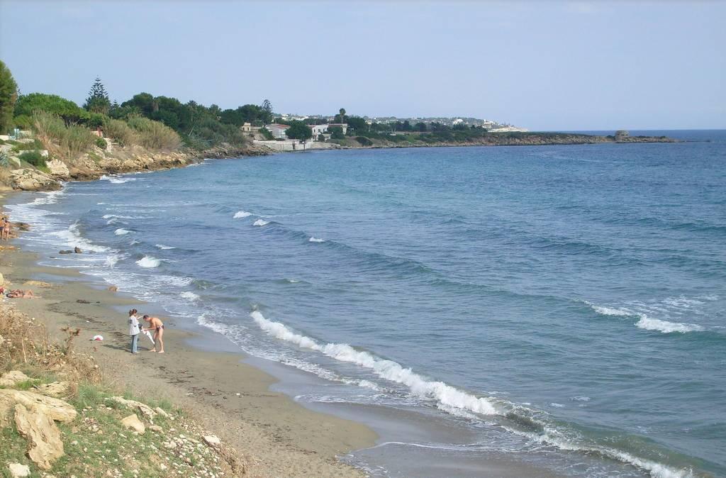 Пляжи Сиракуз - Фануза