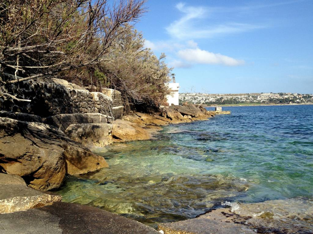 Пляжи Сицилии - Террауза