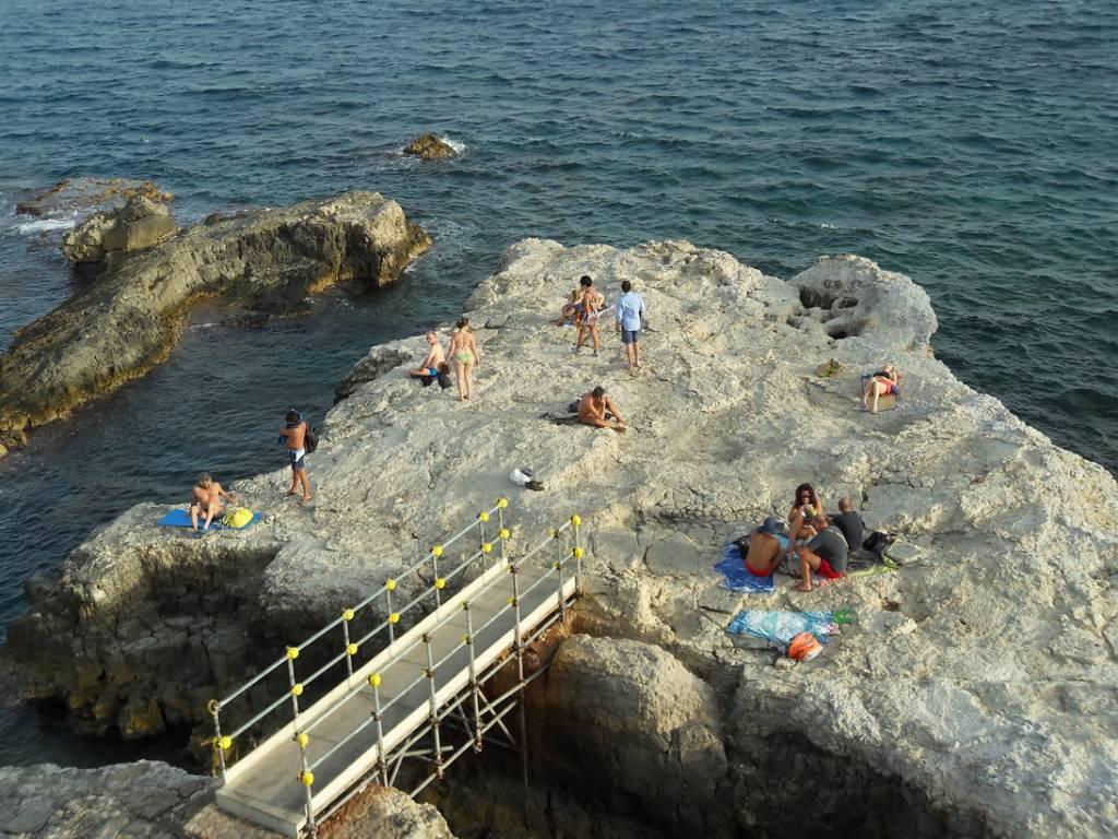Пляжи Сиракуз - Ортиджия