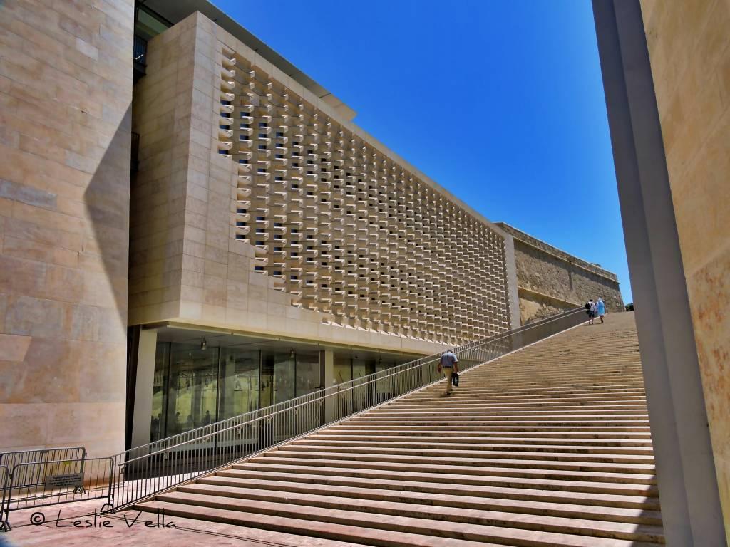 Экскурсии на Мальту - Парламент