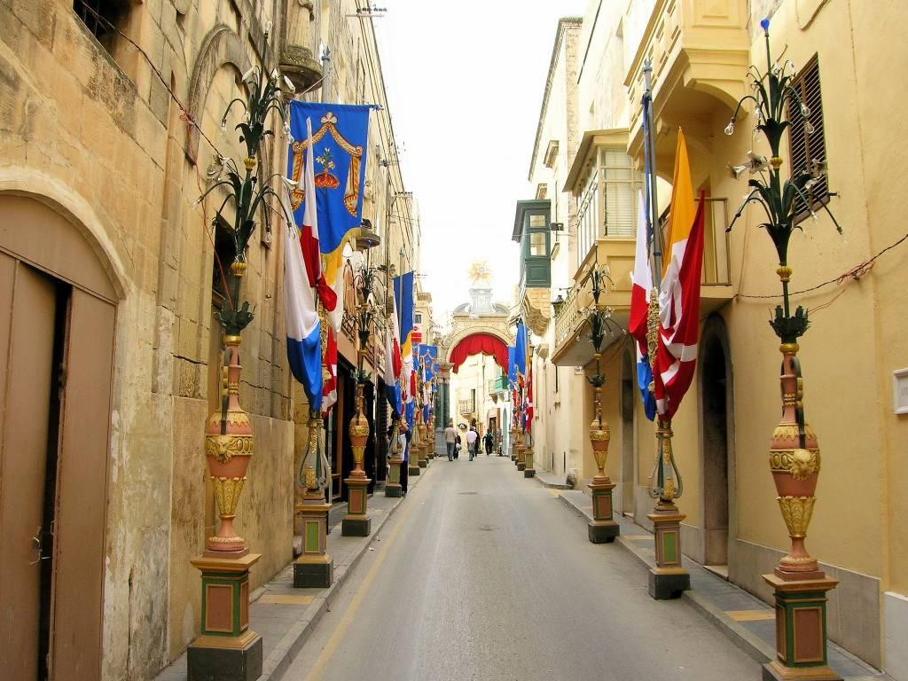 Экскурсия на Мальту из Сицилии - Мдина