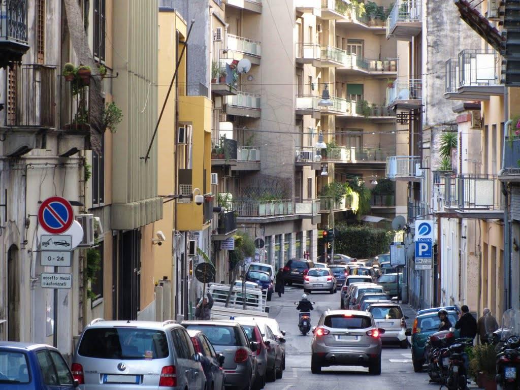 аренда машины в Катании
