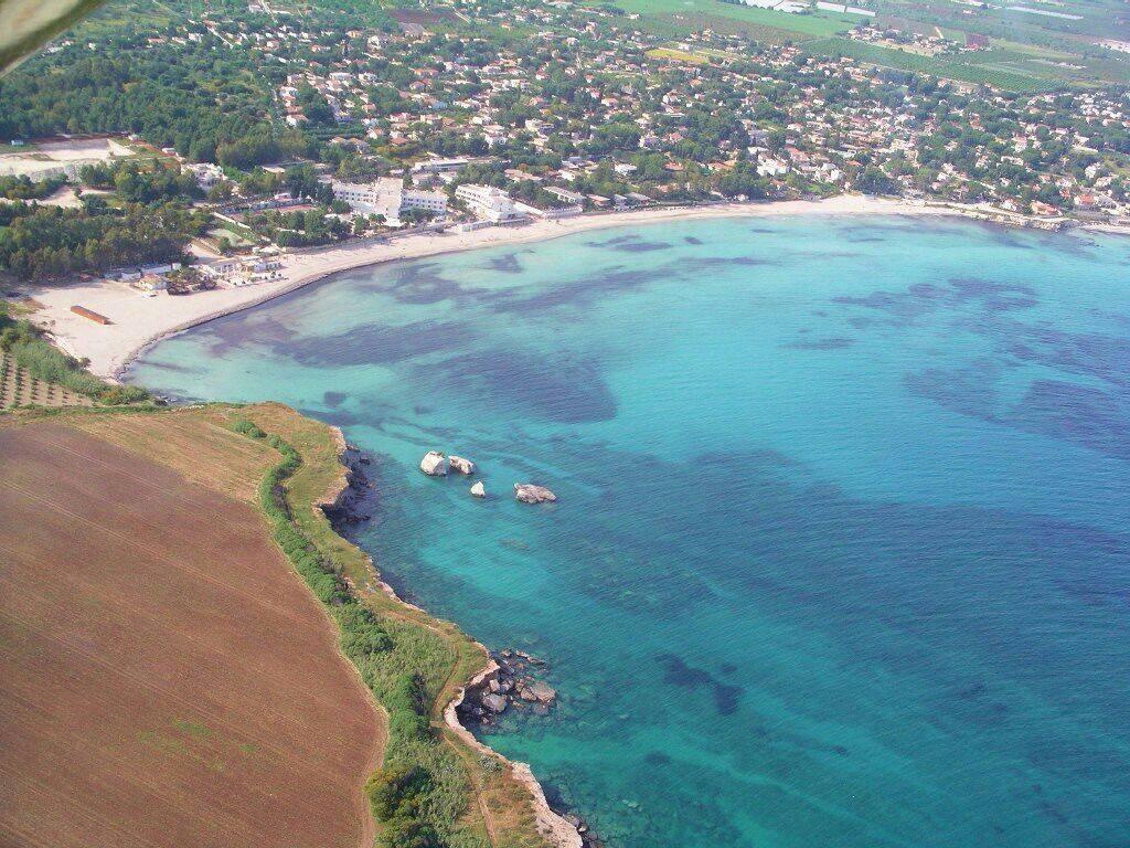 Полет над Сицилией