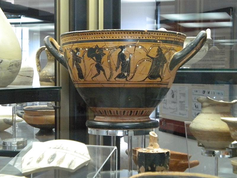 Археологический музей в Энне