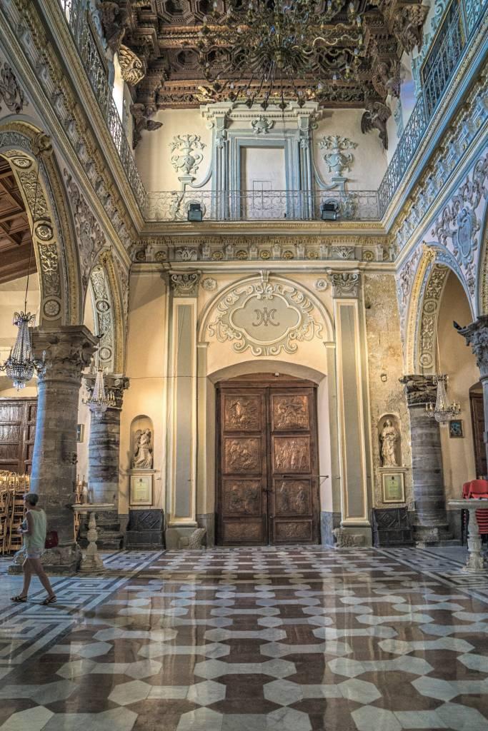 Кафедральный собор Энны