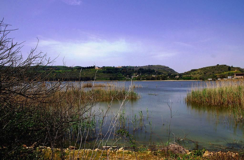 Озеро Пергуза