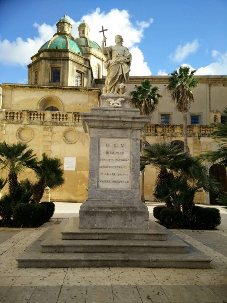 Архитектура Мадзара дель Валло