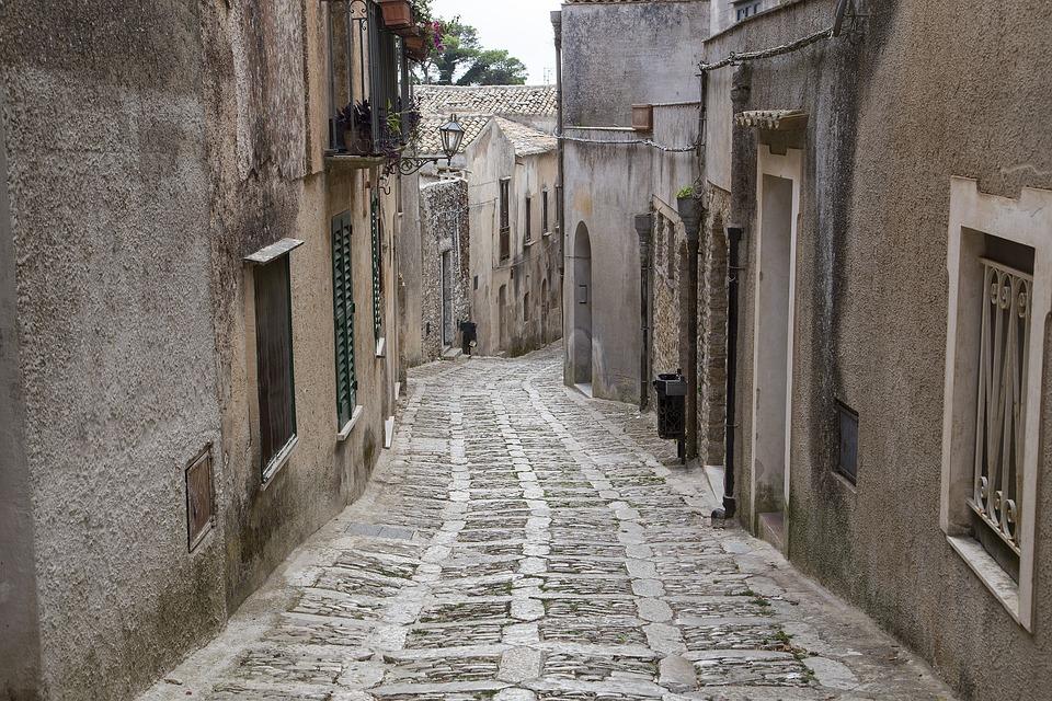 Экскурсионный тур на Сицилию. Эриче