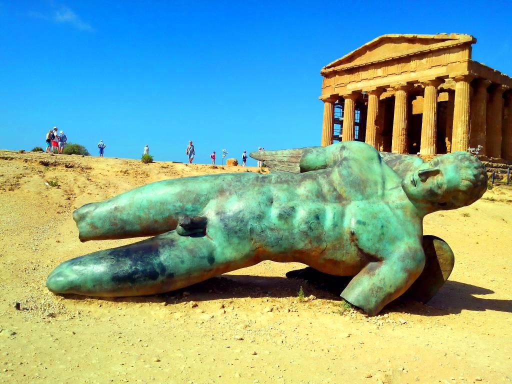 Экскурсионный тур по Сицилии. Агридженто