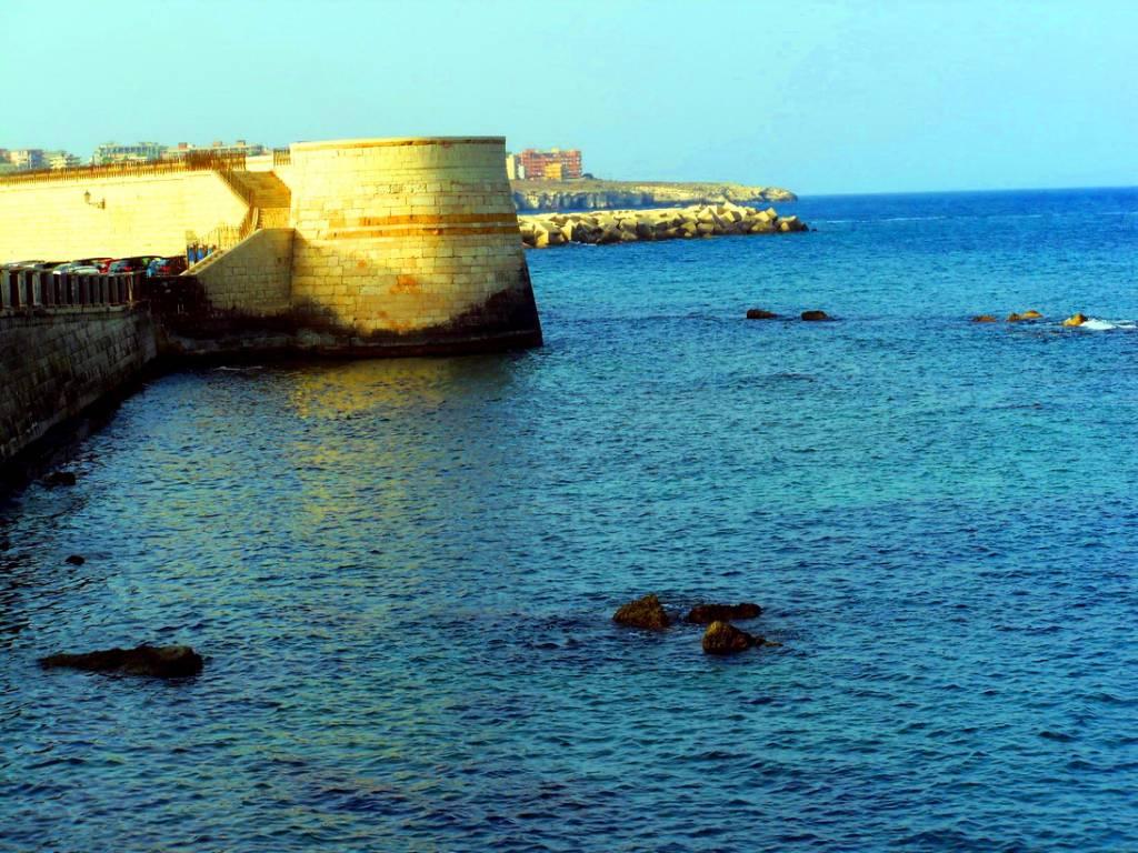 Экскурсионный тур по Сицилии. Ортиджия
