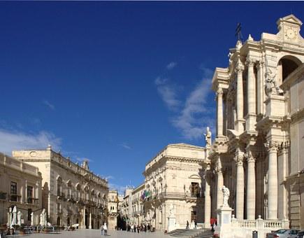 Экскурсионный тур на Сицилию. Сиракузы