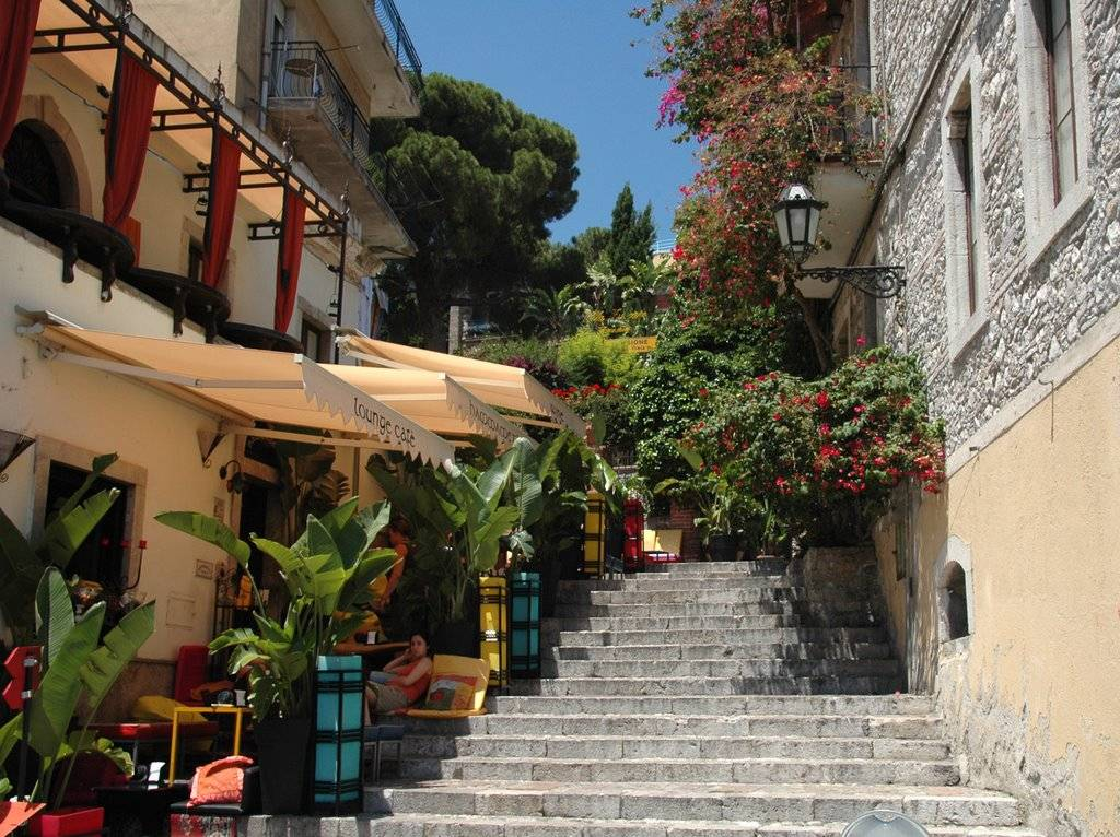 Экскурсионный тур на Сицилию. Таормина