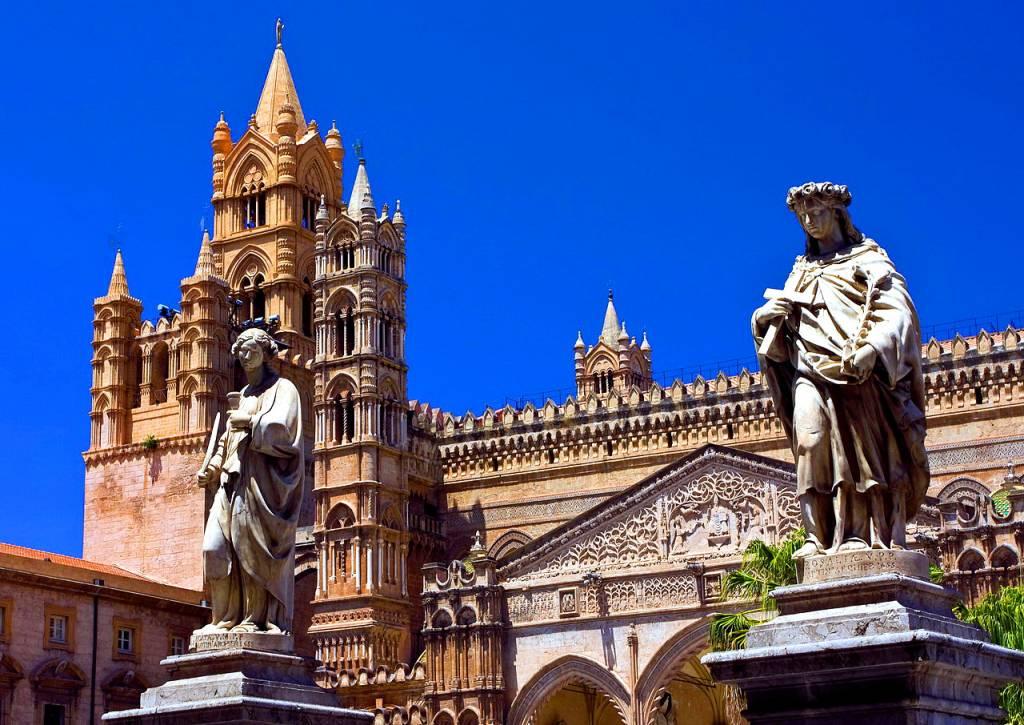 Экскурсионный тур по Сицилии. Палермо